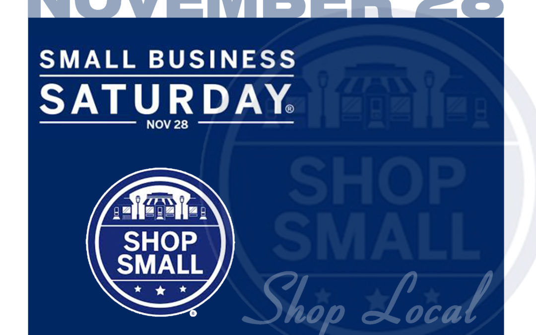Join Us in Red Bank for Small Business Saturday 2015