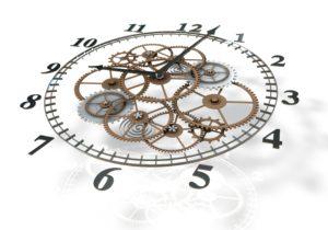 Clock 3d Image