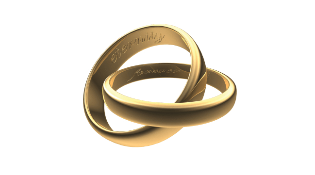 If Youd Like Your Wedding Rings Personalized We Can Engrave On The Inside Or Outside Offer Hand Laser And Machine Engraving