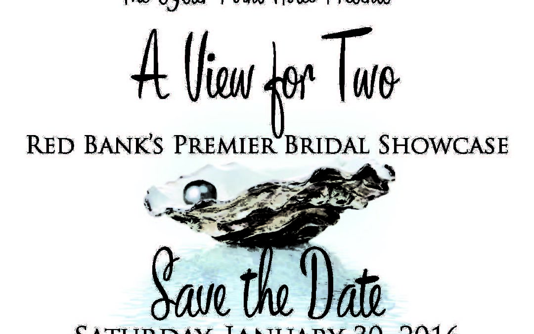 A.H. Fisher Diamonds to Participate in Red Bank's Premier Bridal Showcase:  A View for Two at Oyster Point Hotel